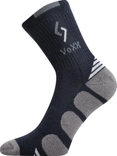 Obrázok z VOXX ponožky Tronic tmavě modrá 1 pár