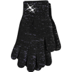 Obrázok z VOXX rukavice Vivaro černá/stříbná 1 pár