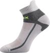 Obrázok z VOXX ponožky Glowing světle šedá 1 pár