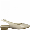 Obrázok z Tamaris 1-29402-26 432 Dámske sandále na podpätku béžové