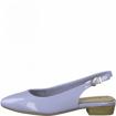 Obrázok z Tamaris 1-29402-26 833 Dámske sandále na podpätku modré