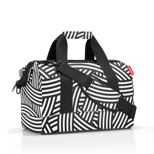 Obrázok z Reisenthel Allrounder M Zebra 18 L
