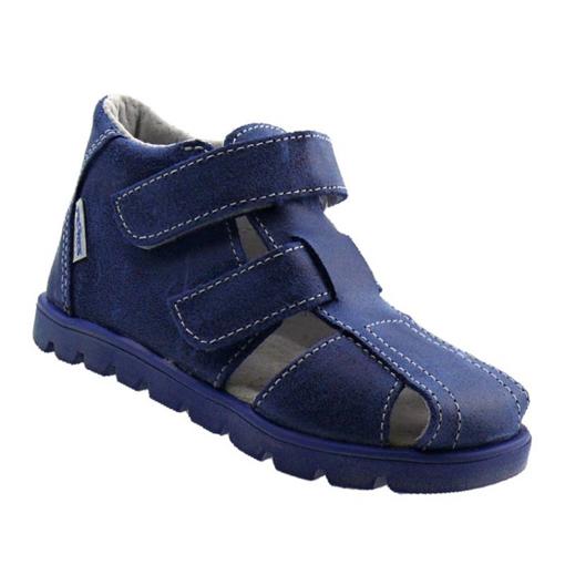 Obrázok z Pegres O1201 Detské sandále modré