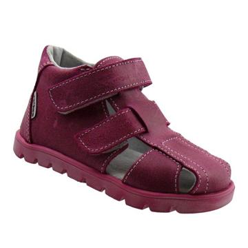 Obrázok z Pegres O1201 Detské sandále ružové