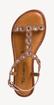 Obrázok z Tamaris 1-28127-26 963 Dámske sandále medené