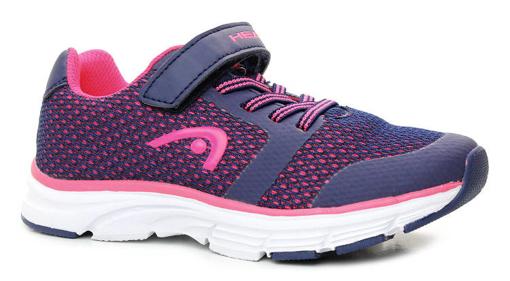 Obrázok z Head H4-507-25-16 Detská obuv modro / ružová