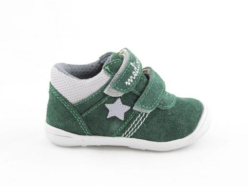 Obrázok z Medico EX5001-M160 Detské členkové topánky zelené