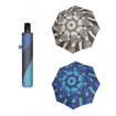 Obrázok z Doppler Magic Carbonsteel EUPHORIA Dámsky skladací plne automatický dáždnik