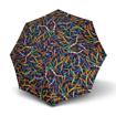 Obrázok z Doppler Mini Fiber EXPRESSION Dámsky skladací mechanický dáždnik