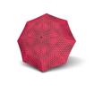 Obrázok z Knirps T.200 Medium Duomatic Regenerate Red Dámsky plne automatický dáždnik