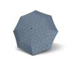 Obrázok z Knirps T.200 Medium Duomatic Renature Blue Dámsky plne automatický dáždnik