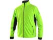 Obrázok z CXS JERSEY Pánska bunda zeleno / čierna