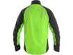 Obrázok z CXS JERSEY Pánska bunda čierno / zelená