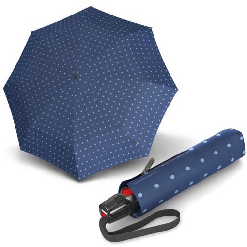 Obrázok z Knirps T.200 Medium Duomatic Kelly Blue Dámsky plne automatický dáždnik