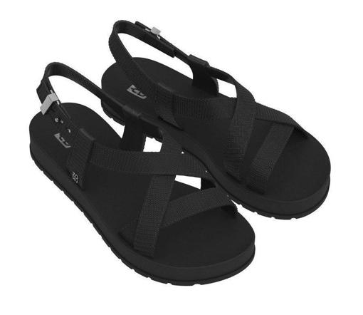 Obrázok z Zaxy Modern Sandal 18145-90081 Dámske sandále čierne