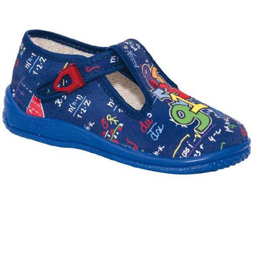 Obrázok z BIGHORN FILIP 5012 C Detská domáca obuv
