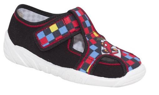 Obrázok z BIGHORN ALEX 5019 B Detské textilné tenisky