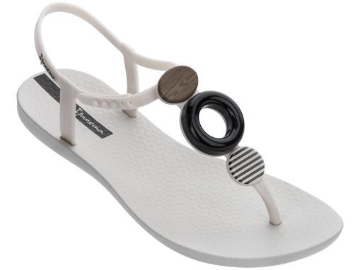 Obrázok z Ipanema Class Modern Sandal 26466-24087 Dámske sandále biele