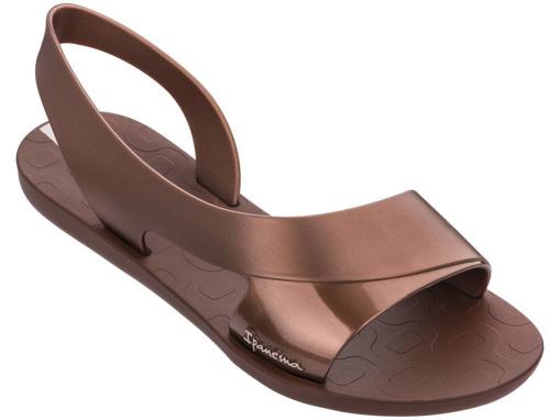 Obrázok z Ipanema Go Minimal Sandal 26477-21296 Dámske sandále hnedé