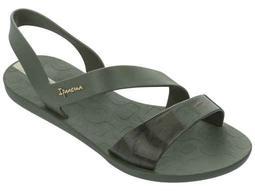 Obrázok z Ipanema Vibe Sandal 82429-25456 Dámske sandále zelené