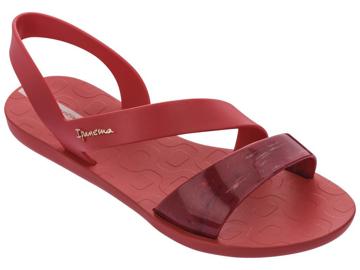 Obrázok z Ipanema Vibe Sandal 82429-25457 Dámske sandále červené