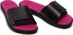 Obrázok z Rider Pool II Slide 83092-22567 Dámske šľapky čierno / ružové