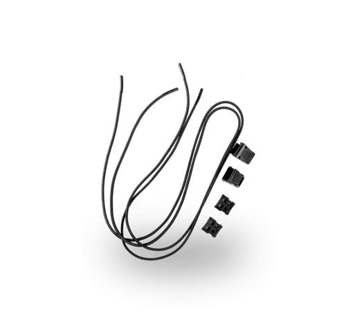 Obrázok z VM Footwear 3105 Univerzálny elastické šnúrky so zdrhovadlem