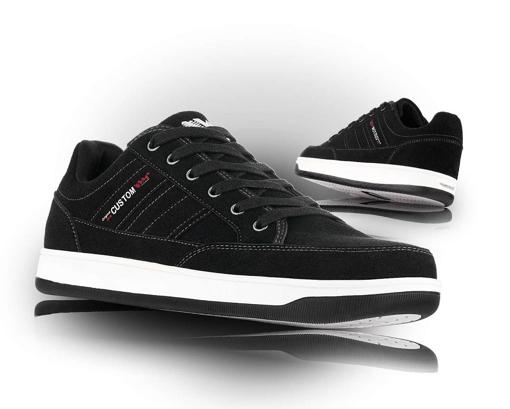 Obrázok z VM Footwear Adelaide 6205-60 Poltopánky čierne