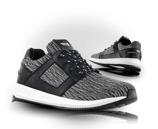 Obrázok z VM Footwear Fontana 4435-25 Poltopánky šedé
