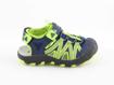 Obrázok z Junior League 201113 Detské sandále modro / zelené