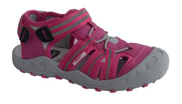 Obrázok z Peddy P6-512-25-01 Detské sandále ružové