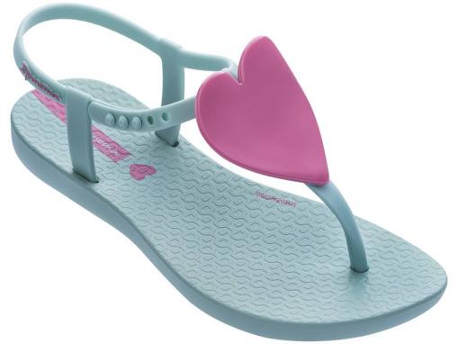 Obrázok z Ipanema Class Love Kids 26563-22299 Detské sandále tyrkysové