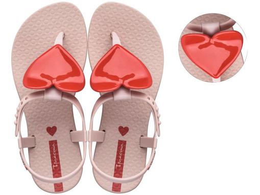 Obrázok z Ipanema Class Love Kids 26563-22315 Detské sandále ružové