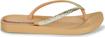Obrázok z Ipanema Mesh V 82874-24996 Dámske žabky béžové