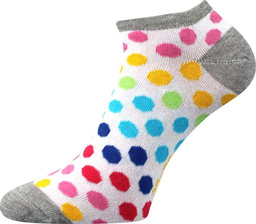Obrázok z BOMA ponožky Piki 65 mix B/bílá 1 pár