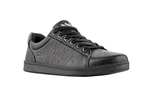 Obrázok z VM Footwear Monza 4895-60 Poltopánky čierne