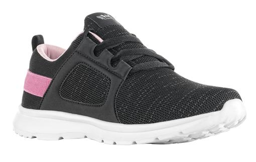Obrázok z VM Footwear Modena 4485-60 Dámske poltopánky čierne