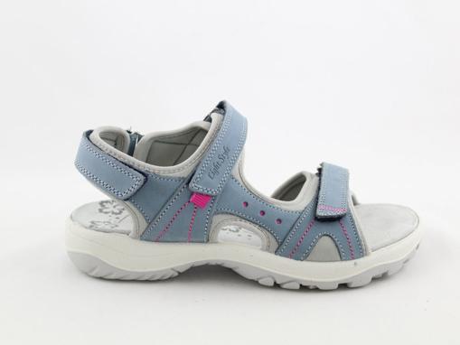 Obrázok z IMAC I2868e72 Dámske sandále modré