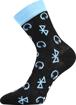 Obrázok z BOMA ponožky Filip 03 ABS mix A - kluk 3 pár
