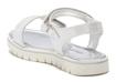 Obrázok z Sprox 459551 Detské sandále strieborné