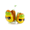 Obrázok z Heys Travel Tots Pineapple Kufr: 13,8 l  / Batoh: 3,4 l