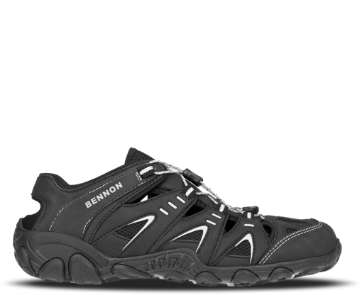 Obrázok z Bennon OREGON Black Sandal