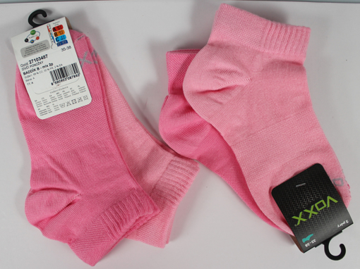 Obrázok z VOXX ponožky BADDÍK B 2pár mix / růžová + magenta 10 pack
