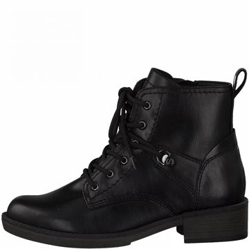 Obrázok z Tamaris 1-25116-27 001 Dámska členková obuv čierna