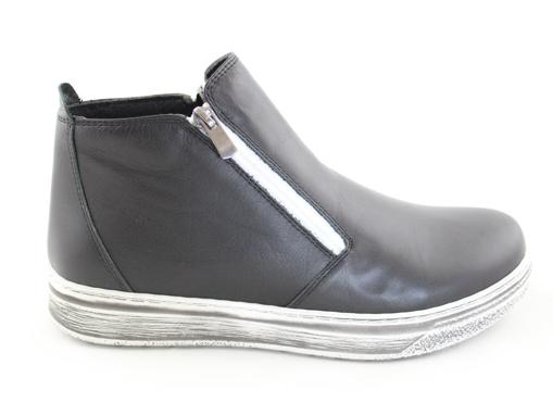 Obrázok z Looke DIANNA L0643-40 Dámska členková obuv čierna