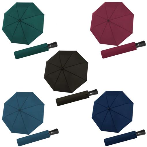 Obrázok z Doppler Magic Fiber Superstrong Pánsky skladací plne automatický dáždnik