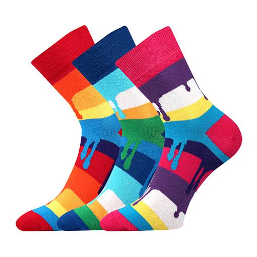 Obrázok z BOMA ponožky Jana 36 mix 3 pár