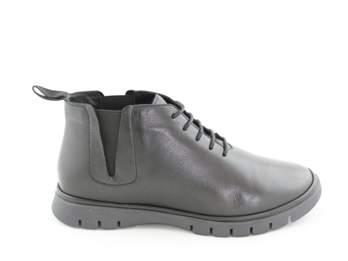 Obrázok z Wild 15019095A Dámska členková obuv black
