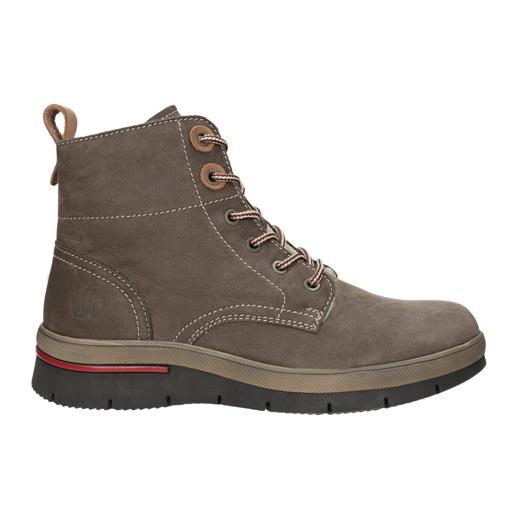 Obrázok z WEINBRENNER W2623z43 Dámska zimná členková obuv