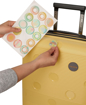 Obrázok z Travelite Smarty 4w S Yellow 34 L